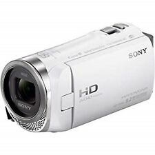 SONY HDR-CX485 video camera 32GB optical 30 times white Handycam JAPAN NEW