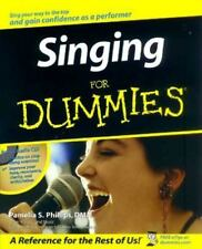 Free ship Singing for Dummies by Pamelia S. Phillips (2003, Paperback)