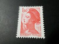 FRANCE, 1982, timbre 2187, type LIBERTE ' DELACROIX, neuf**, VF MNH STAMP