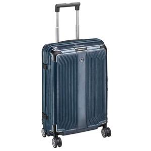 Mercedes Benz Reisekoffer Trolley Lite Box Samsonite®Curv® Blau 55x40x20cm Neu