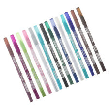 Matte Makeup Eyeshadow Pencil Non-smudge Eyeliner Highlighter Crayon Gel Pen
