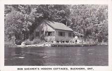 RP; BUCKHORN , Ontario , 30s-40s; Bob Shearer's Modern Cottages