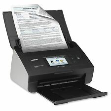 Brother Ads-2800w Sheetfed Scanner - Duplex Scanning - Usb (ads2800w)