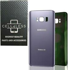CELL4LESS  Back Glass Cover Back Battery Door w/Pre-Installed Adhesive Samsung G
