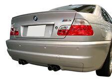 Alerón del Tronco Alerón Alerón Labio autoadhesivo para BMW E60 AB 2004