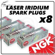 8x NGK SPARK PLUGS Part Number IKR6G11 Stock No. 7980 Laser Iridium New Genuine