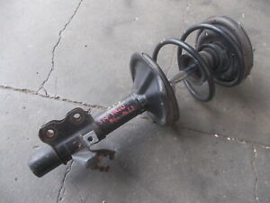 NISSAN SILVIA S14 200SX SR20 front strut with spring drivers R/H side sec/h #12