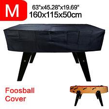 Waterproof Billiard Football Table Cover Outdoor Sun Rain UV Windproof Elastic
