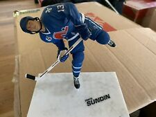 MCFARLANE TOYS NHL SERIES 20 MATS SUNDIN ALL-STAR EXCLUSIVE HOCKEY ACTION FIGURE