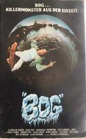 VHS Bog...Killermonster aus der Eiszeit FSK 16 Horrorthriller mit Aldo Ray