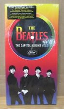BEATLES CAPITOL ALBUMS VOL.1 4 CD LONG TALLBOX 2004 STEREO MONO IN SHRINK HYPE