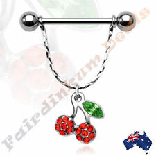 Cubic Zirconia 14g (1.6 mm) Ring Body Piercing Jewellery