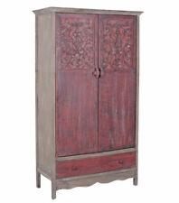 Wäscheschrank Schrank Antik Holzschrank China Kleiderschrank Garderobenschrank