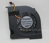 Ventilador de la CPU para HP Pavillion dv3-4100 G32 & Presario CQ32 portátil