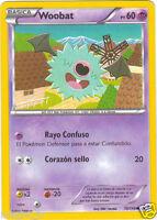 Pokémon n° 70/149 - WOOBAT - PV60  (A3673)