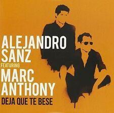 CDs de música latino Alejandro Sanz