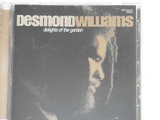 Desmond Williams-delights of the garden-CD