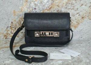 Great Condition Proenza Schouler PS11 City Mini Black