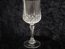 Cris d'Arques Longchamp Crystal Water Goblet
