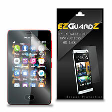 5X EZguardz Screen Protector Shield 5X For Nokia Asha 501 (Ultra Clear)
