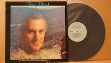 JOHN STANTON - HEY BLUE! AUS POETRY & MUSIC BY TONY GOULD PRIVATE PRESSING