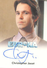 "Eureka Seasons 1 & 2 - Christopher Jacot as ""Larry"" Autograph Card"