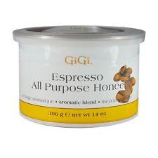 GiGi All Purpose Espresso Honey Wax 14oz