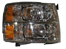 07 08 09 10 11 12 13 Silverado Right Passenger Headlight Headlamp Lamp Light