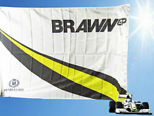 Henri Lloyd BRAWN F1 Racing FLAG Authentic