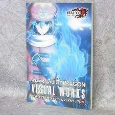 .HACK GUILTY DRAGON Visual Works 1 Art Card Game Book Ltd
