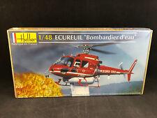 """Heller Ecureuil """"Bombardier d'eau"""" 1:48 Scale Plastic Model Kit 80485 NIB"""