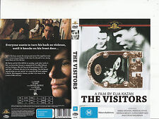 The Visitors-1972-James Woods-Movie-DVD