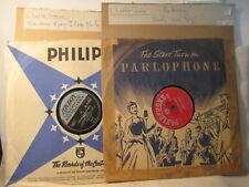 2x Charlie Gracie - 1957 UK RO