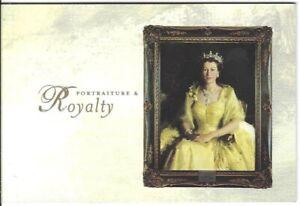 Australia 2006 $10.95 1954 Portraiture & Royalty Prestige Booklet - MINT