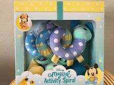 Disney Magical Activity Spiral NIB For Infant Carrier Stroller