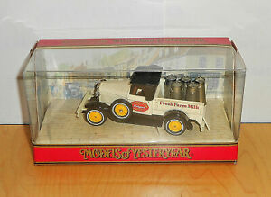 """Matchbox MODELS OF YESTERYEAR Y35-1.A.1 1930 FORD MODEL A """"W. CLIFFORD & SONS"""""""