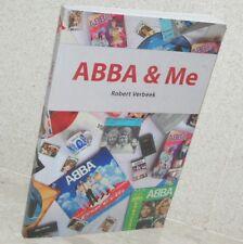 SIGNED: ABBA & Me ~ Robert Verbeek 2008 1st English NrAsNew