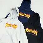 Sudadera con capucha Hombre Hip-hop skateboard Thrasher Mujer suéter