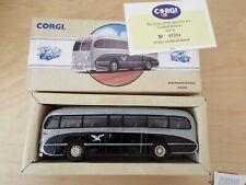 97170 Corgi Burlingham Seagull Coach, Woods of Blackpool, S&J Wood, MINT Model