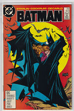 BATMAN #423 CLASSIC TODD McFARLANE COVER! DC Comics September 1988