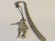 Football Control GT5 Fine English Pewter On A DRAGON Bookmark