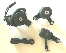 4PC MOTOR MOUNT WITH SENSOR FOR 2008-2011 TOYOTA AVALON V6 FAST FREE SHIPPING