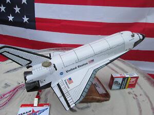 Endeavour OV-105 NASA Space Shuttle ESA RAKETE XXL Rocket Avion Aircraft  YAKAiR