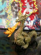 "PAPO Fire Breathing Dragon 4"" Fantasy Figure ~"