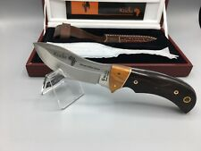 "Muela Limited Edition ""Kudu"" Knife With Gorgeous Sheath Ltd. Edt. 1000 Mint #614"