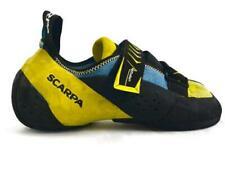 Scarpa Vapor V Size 43 Us 10 Rock Climbing Moderate Suede Climbing Shoes