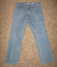 URBAN PIPELINE Mens Size 32 x 30 Regular Straight Fit Blue Jeans Excellent