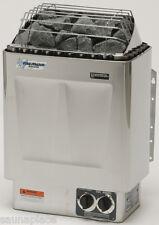NEW! Finlandia FLB-45-S  4.5KW, Stainless steel Sauna Heater, Free Eucalyptus