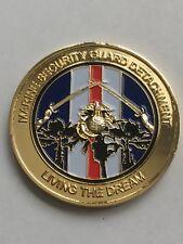Marine Security Guard Detachment Baghdad Iraq Challenge Coin