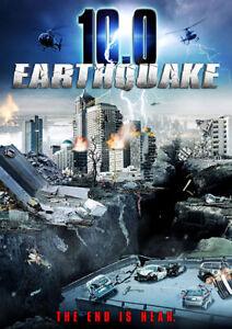 10.0 Earthquake (DVD) **New**